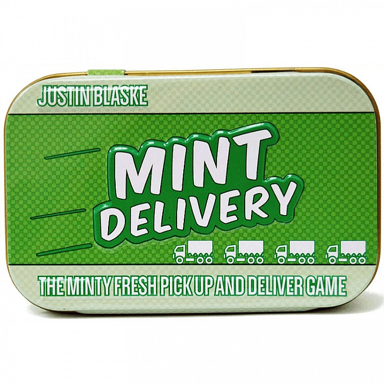 Mint Delivery image
